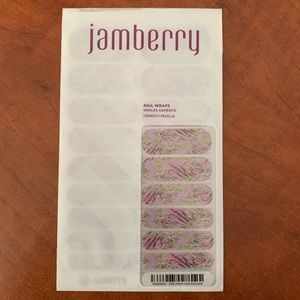 Jamberry March 2016 Hostess Wrap. Full sheet.